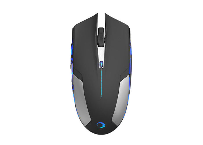 Comfortable Computer Gaming Mouse Wired Black Color NO Driver Needed